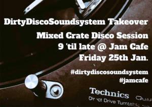 Dirty Disco Soundsystem