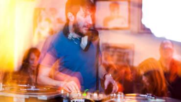 Bradley Jam DJ Set