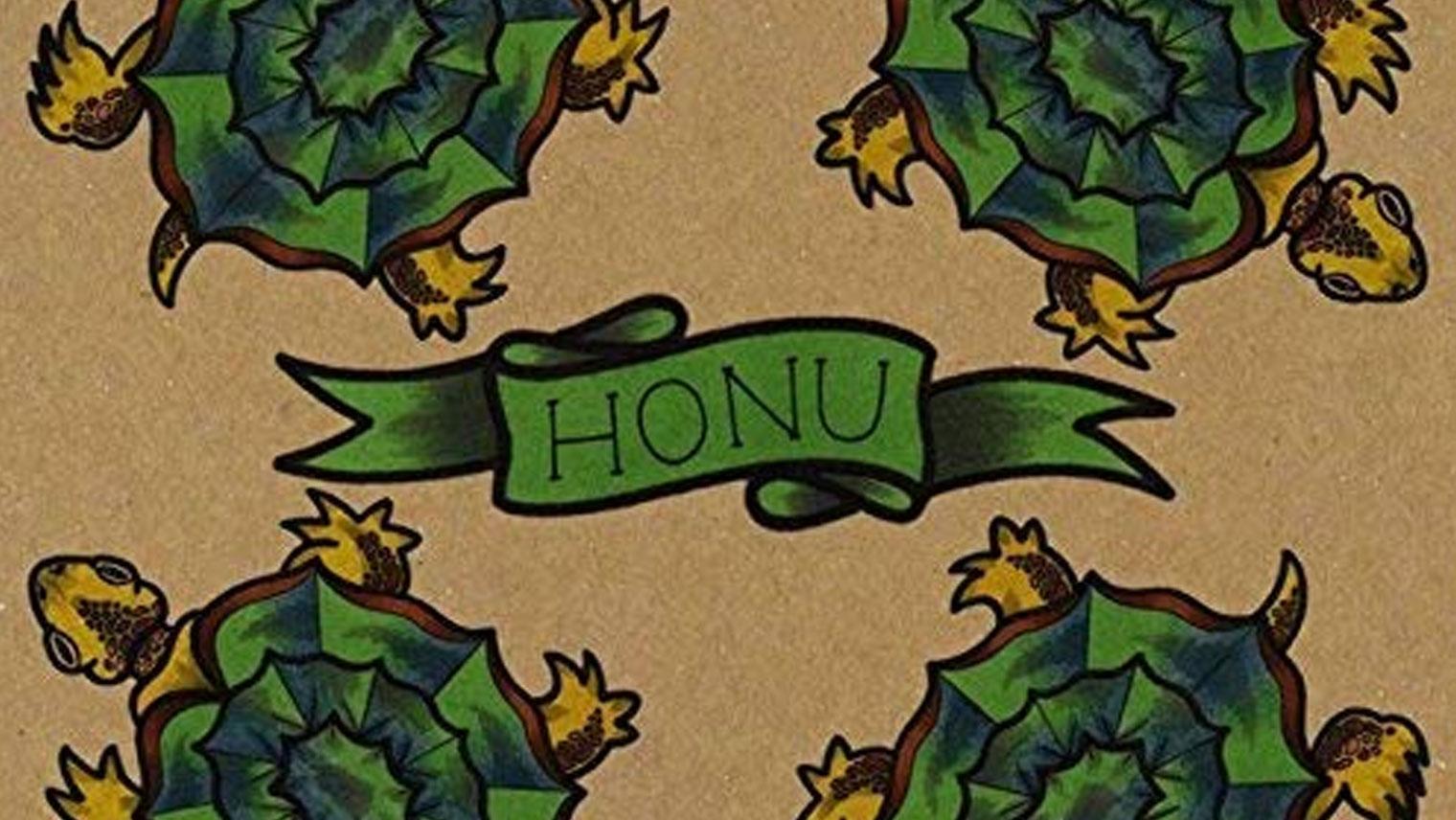 Stuck in 2nd – Honu – Album Review