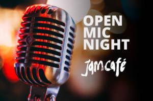 Open Mic Night Jamcafe